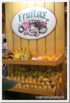 Fruitas Stand